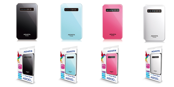 ADATA Power Bank PV100